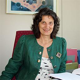 Inhaberin Brigitta Düring