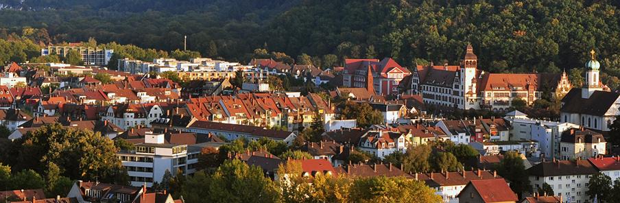 Oberwiehre Freiburg